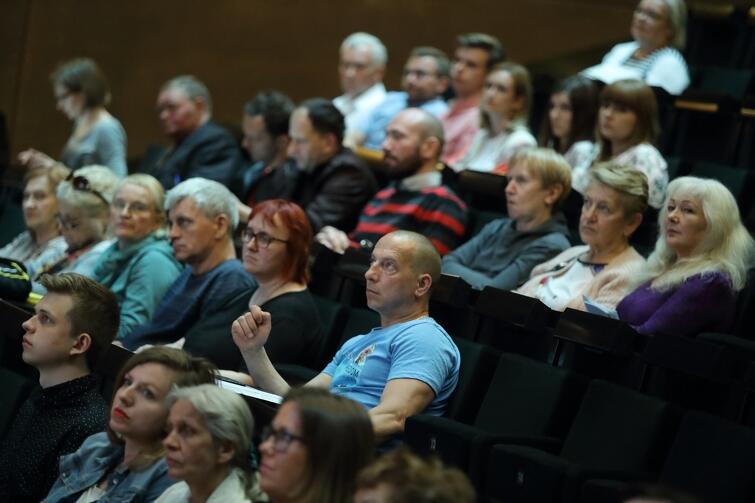 Spotkanie informacyjne dla radnych odbyło się w piątkowe popołudnie w Europejskim Centrum Solidarności