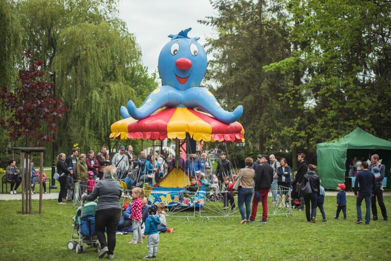 Święto Miasta w Parku Oruńskim
