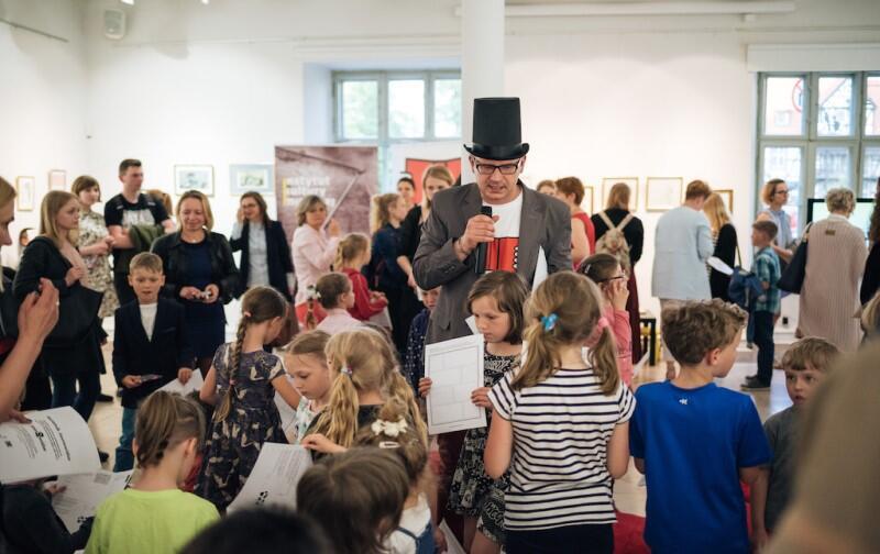 Festiwal Literatury dla Dzieci. W tym roku organizatorzy udowodnią, że literatura jest źródłem inspiracji dla innych sztuk i... dobrej zabawy