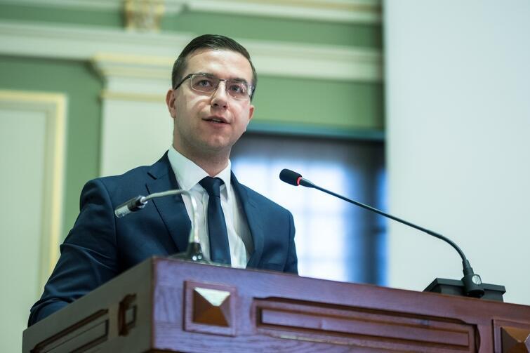 Przewodniczący Cezary Śpiewak-Dowbór: jaki jest rzeczywisty cel posłów PiS - czy to, by zburzyć bądź radykalnie przekonstruować Pomnik Obrońców Westerplatte?