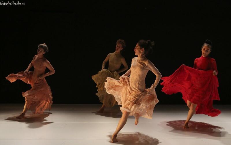 Rite of Spring - izraelskie tancerki z Orly Portal Dance Company wystąpią 8 czerwca o godz. 20