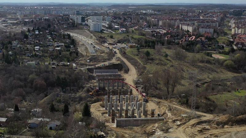 Kwiecień 2019, budowa Nowej Bulońskiej Północnej