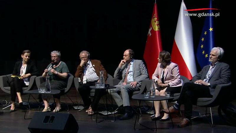 Pierwsza z debat Międzynarodowego Forum Obywatelskiego 1989-2019