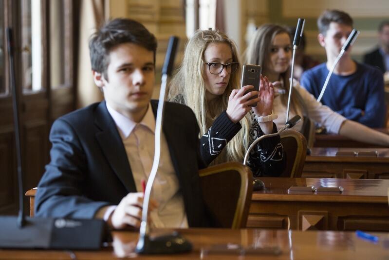 Młodzieżowa Rada Miasta Gdańska ma kilkuletnią tradycję