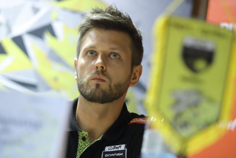 Michał Winiarski nowym trenerem Trefla Gdańsk