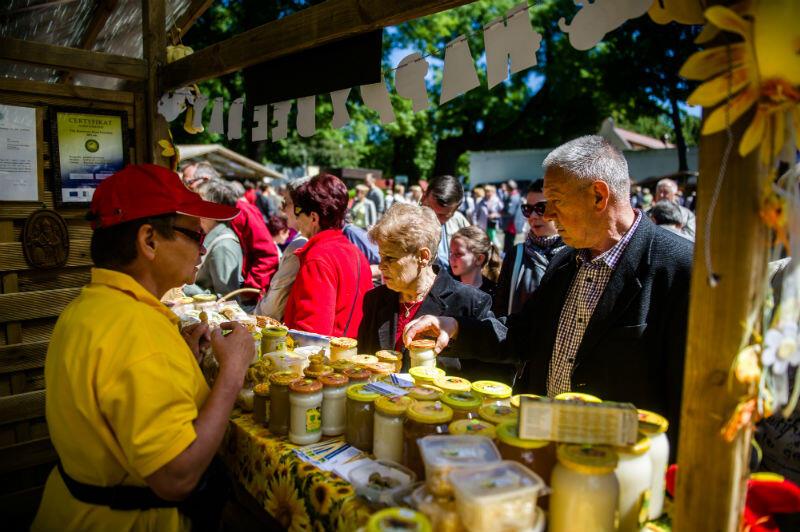 Impreza jest znakomitą okazją do poznania i spróbowania specjałów z listy produktów tradycyjnych