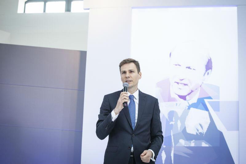Jakub Płażyński, przewodniczący jury Nagrody im. Macieja Płażyńskiego