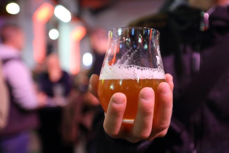 Spróbować wszystkich rodzajów piw niestety się nie da, bo... będzie ich aż 200!