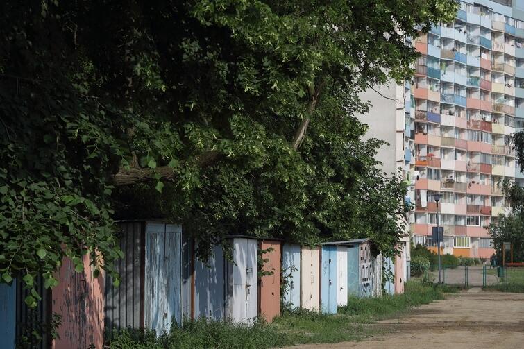 Biuro Rozwoju Gdańska proponuje w miejscu szpetnych garaży zabudowę usługowo-mieszkaniową