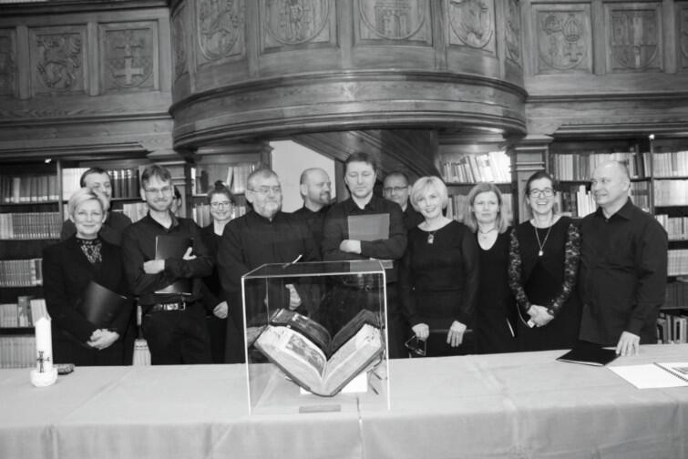 Schola Gregoriana Gedanensis to grupa miłośników chorału gregoriańskiego, działająca przy kościele oo. Kapucynów pw. św. Jakuba w Gdańsku