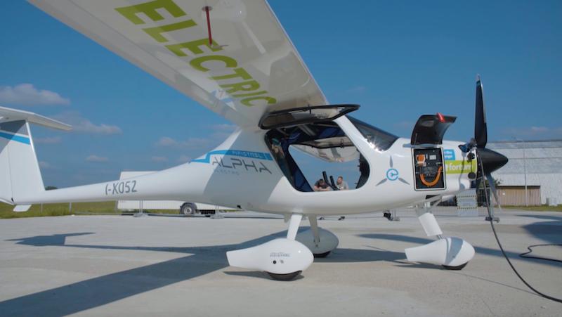 Pipistrel Alpha Electro jest pierwszym na świecie seryjnie produkowanym samolotem ultralekkim z silnikiem elektrycznym. Pierwszy prototyp wzbił się w powietrze w 2016 roku