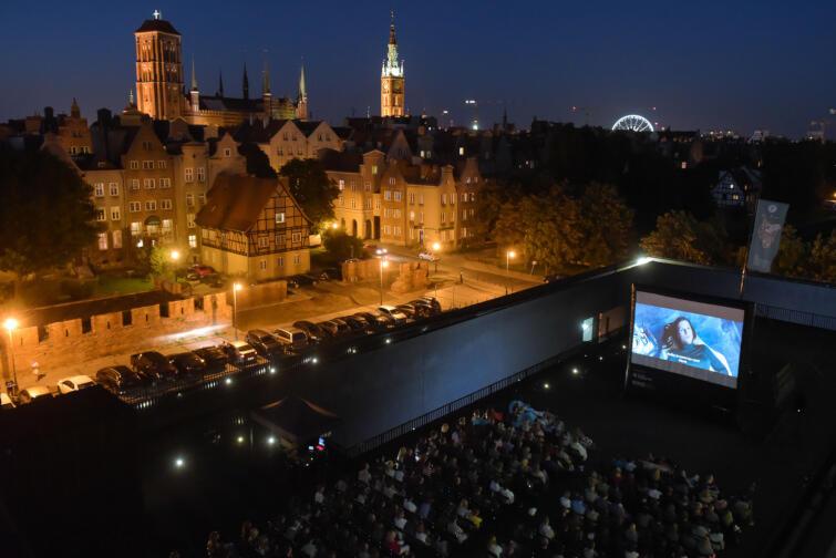 Kino na Szekspirowskim to znakomita okazja do nadrobienia filmowych braków z ostatnich lat, w niezwykłej lokalizacji