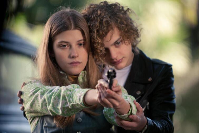 Kadr z filmu Anioł (reż. Luis Ortega, Argentyna, Hiszpania, 2018)