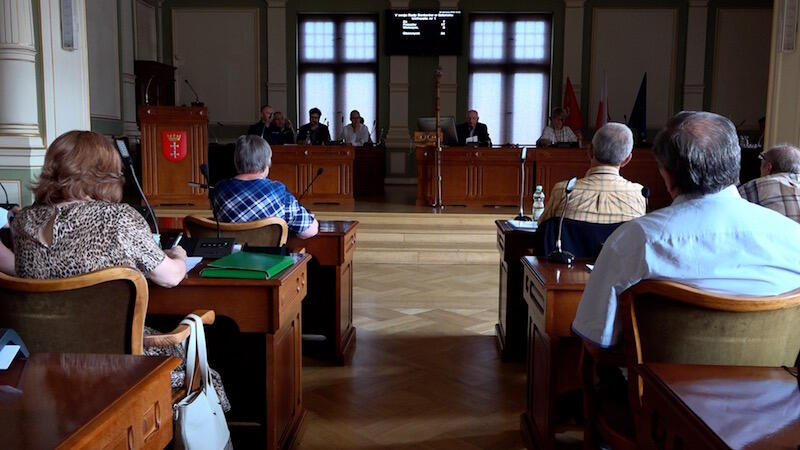 W skład gdańskiej Rady Seniorów wchodzi 31 osób w wieku 60+
