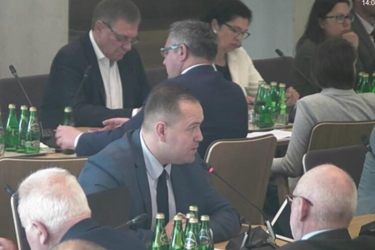 Dr Karol Nawrocki, dyrektor Muzeum II Wojny Światowej, przekonywał, że nikt nie zamierza burzyć pomnika na Westerplatte - choć wcześniej mówił o tym jego bliski współpracownik, Mariusz Wójtowicz-Podhorski