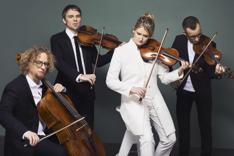 Zespół NeoQuartet wystąpi podczas Euro Chamber Music Festival w niedzielę, 23 czerwca, z kompozycjami Haydna, Mozarta i Chopina