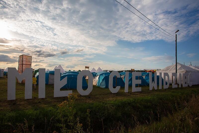 Gdańszczanie i turyści będą mogli zwiedzać miasteczko zlotowe z przewodnikiem (nz. miasteczko zlotu 2018)