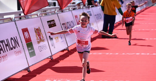 Wzorem ubiegłych lat, również w tym roku przy okazji Triathlon Gdańsk, dzień przed startem dorosłych, wystartują dzieci i młodzież