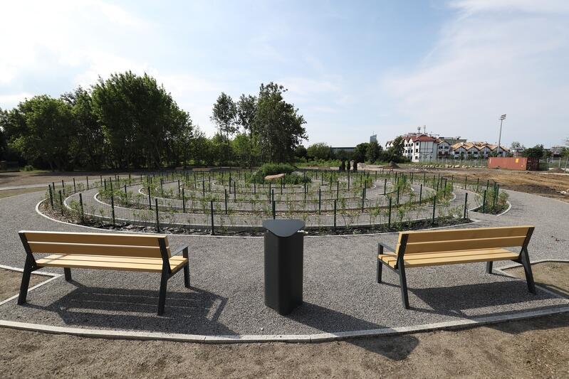 Na terenie dawnego OKAZu powstaje teren rekreacyjny