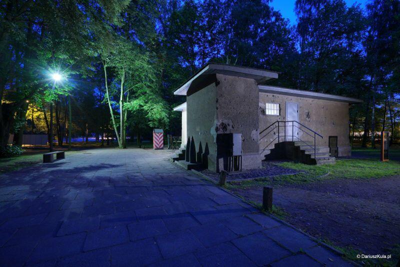 Wartownia nr 1 na Westerplatte