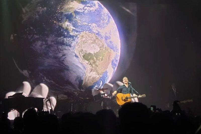 Bryan Adams zagrał znakomity koncert w Ergo Arenie