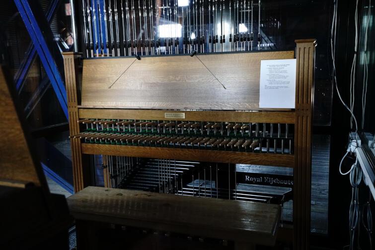 Carillon z kościoła św. Katarzyny