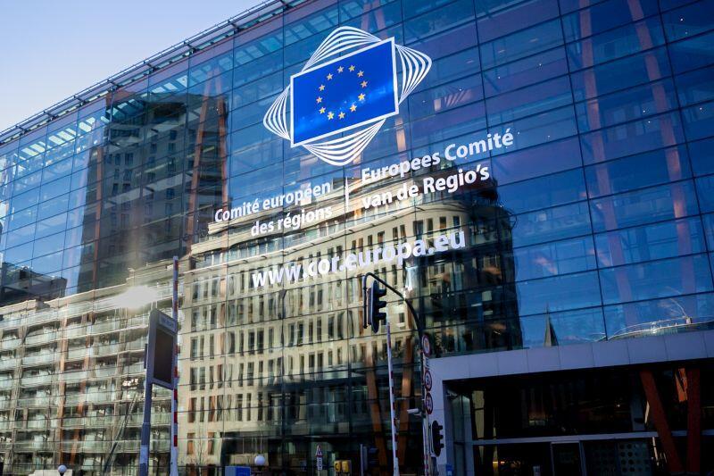 Siedziba Europejskiego Komitetu Regionów w Brukseli