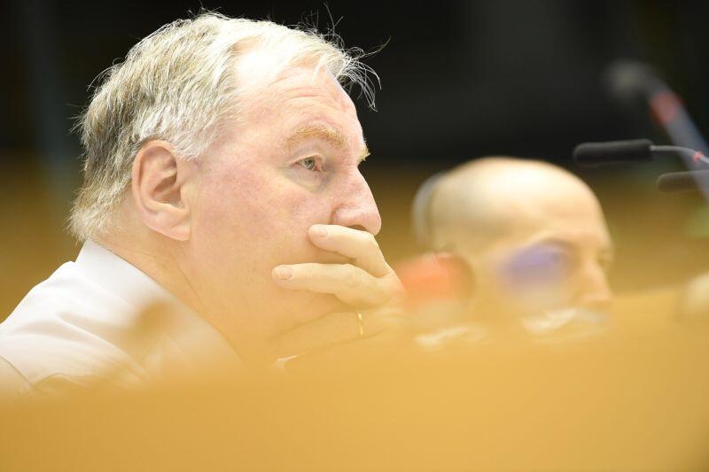 Karl-Heinz Lambertz, przewodniczący Europejskiego Komitetu Regionów.
