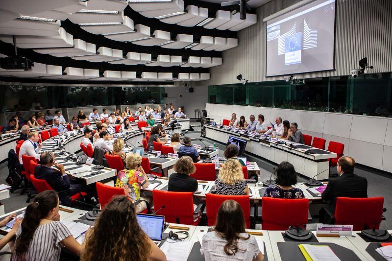 Integracja Imigrantów i Uchodźców na małych obszarach - jedna z debat towarzyszących sesji plenarnej