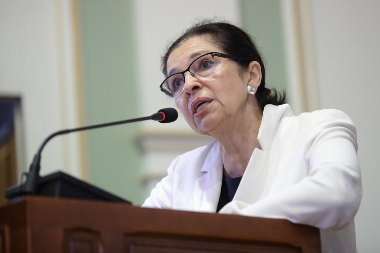 Posłanka na Sejm RP Małgorzata Chmiel