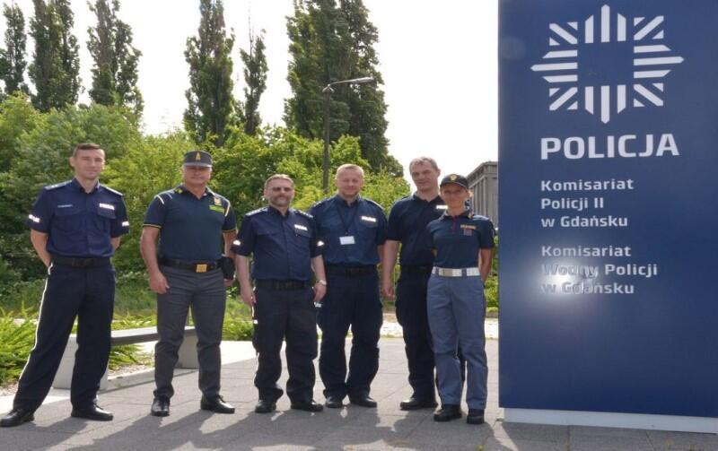 Polsko-włoskie patrole będziemy mogli spotkać na ulicach Gdańska do końca przyszłego tygodnia