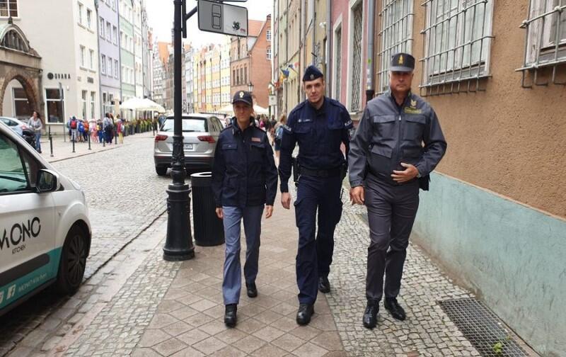 Polsko - włoskie patrole mają wspólnie czuwać nad bezpieczeństwem mieszkańców oraz turystów