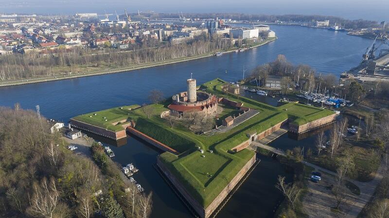 Twierdza Wisłoujście - unikatowy zabytek Gdańska