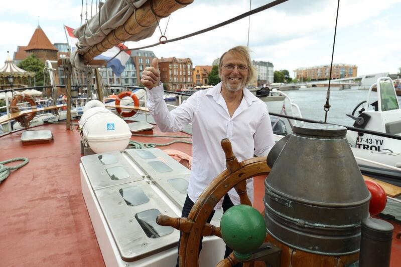 Kapitan Loth Loriën - Andries Bovenkamp zaprasza na pokład!