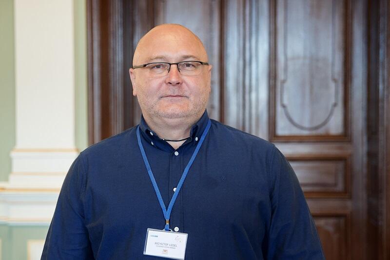 Dr Krzysztof Liedel - dyrektor Centrum Badań nad Terroryzmem Collegium Civitas w Warszawie