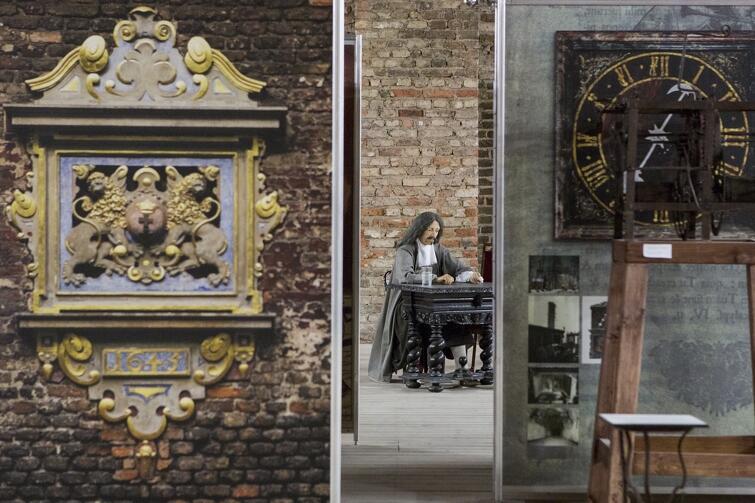 Muzeum Nauki Gdańskiej (dawniej Muzeum Zegarów Wieżowych) mieści się w wieży kościoła pod wezwaniem św. Katarzyny w Gdańsku
