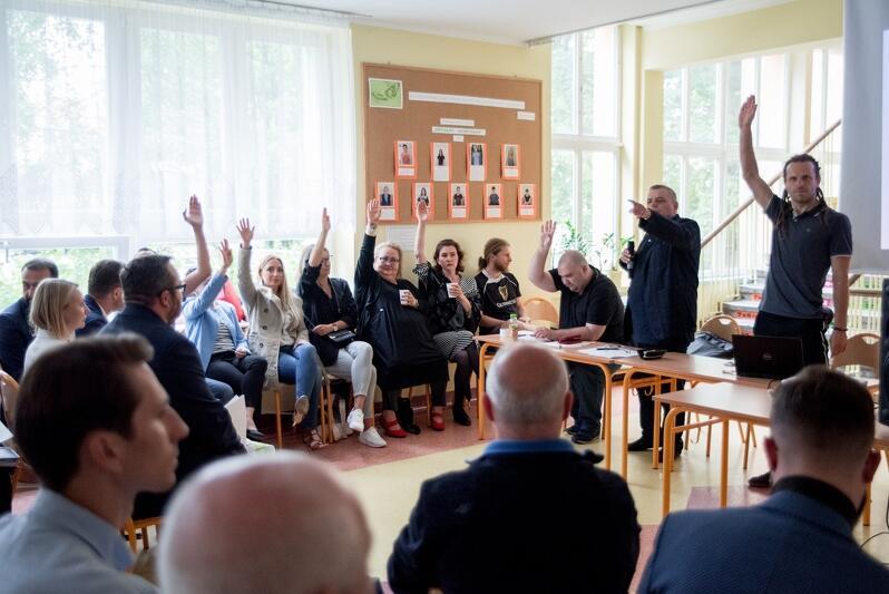 Radni Górnego Wrzeszcza przegłosowali w czwartek uchwałę 'w sprawie podjęcia przez władze Miasta skutecznych działań na rzecz zabezpieczenia przeciwpowodziowego terenów Wrzeszcza Górnego'