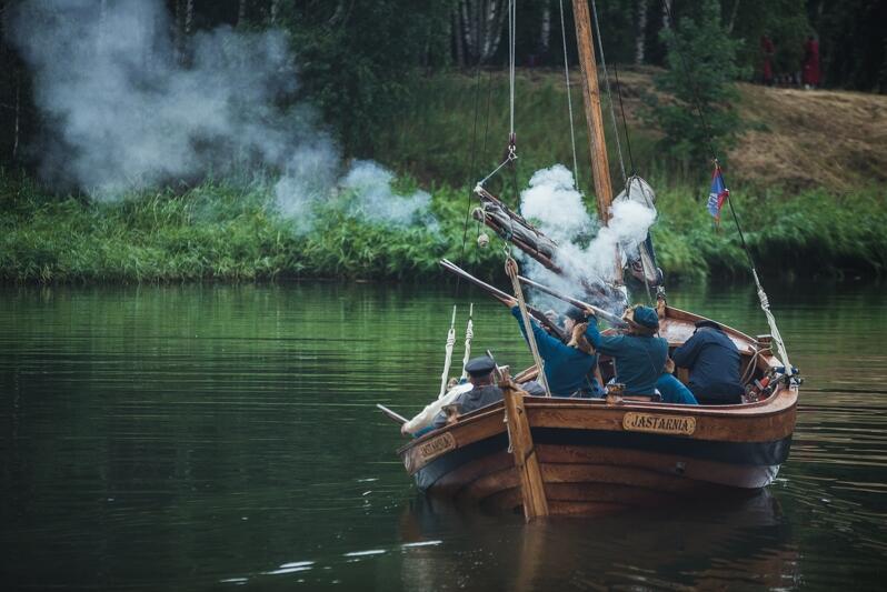 Jak w XVI wieku atakowano Gdańsk? Można było przekonać się w sobotnie popołudnie, 6 lipca