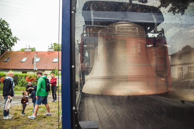 Kto z Państwa słyszał już dźwięk gdańskich carillonów?