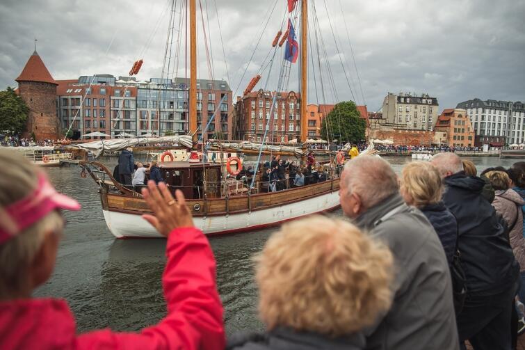 Wydarzenie odbyło się w ramach Baltic Sail Gdańsk 2019