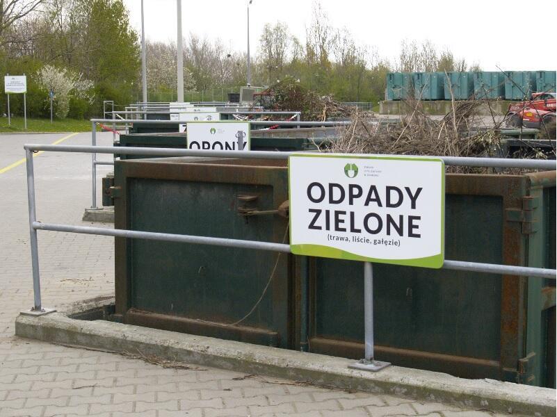 Obecnie wszyscy mieszkańcy Gdańska mogą korzystać z jednego PSZOK - w Zakładzie Utylizacyjnym przy ul. Jabłoniowej