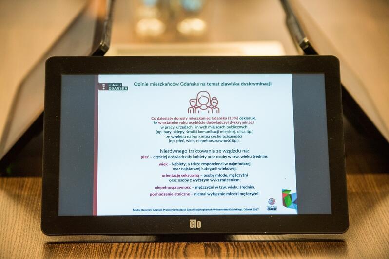 Dokument pt. Model na rzecz równego traktowania został przyjęty w Gdańsku w 2018 roku