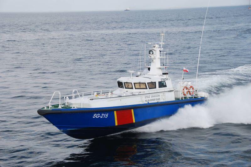 Ciekawa służba czeka na chętnych. Morski Oddział Straży Granicznej prowadzi nabór