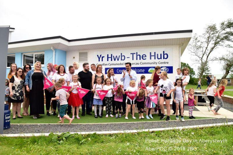 Aberystwyth Polish Community