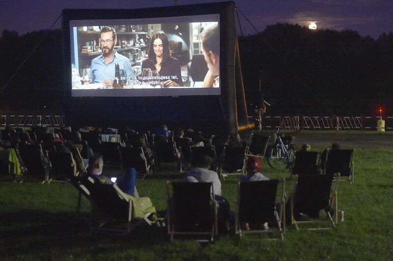 Kino letnie w Porcie
