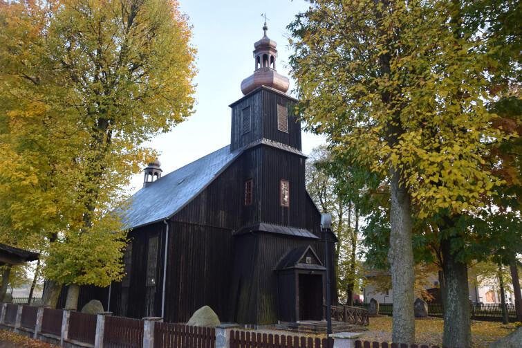 Kościół w Pomieczynie