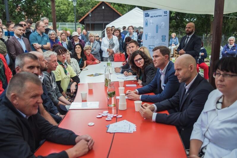 Przed tygodniem odbyło się pierwsze spotkanie władz Gdańska z mieszkańcami