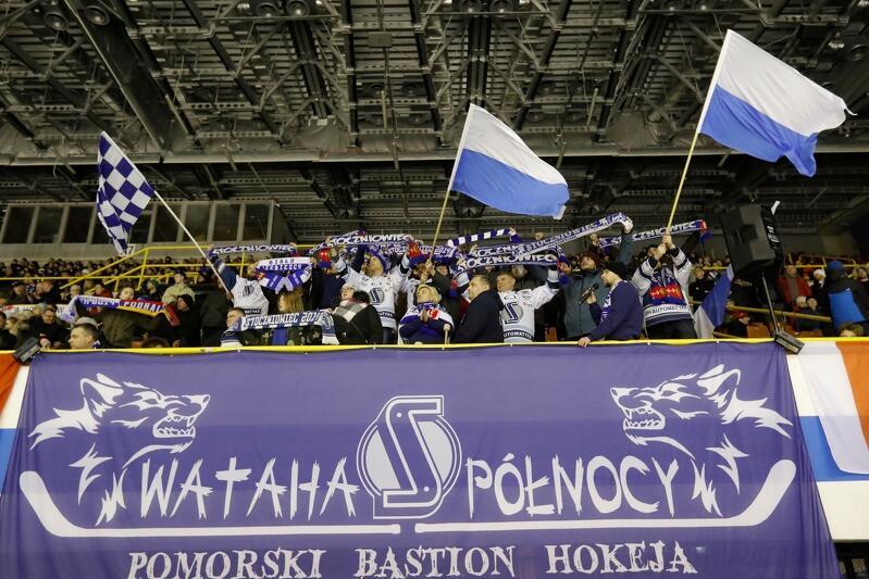 Kibice gdańskich hokeistów należą do najlepszych w kraju. Na pierwszy mecz nowego sezonu Polska Hokej Ligi poczekają do 15 września