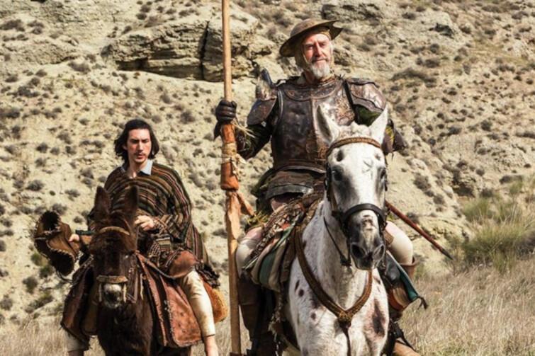 """""""Człowiek, który zabił Don Kichota"""", reż. Terry Gilliam, Portugalia / Hiszpania / Wlk. Bryt. 2018"""