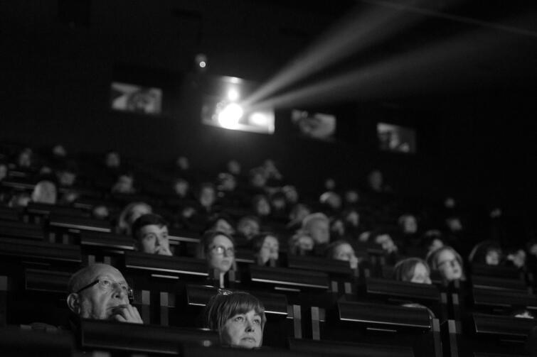 Solidarity of Arts to także pokazy filmowe